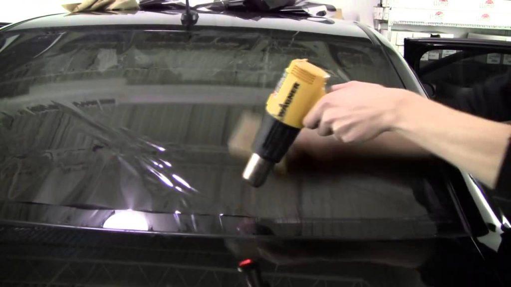 dán phim cách nhiệt cho ô tô